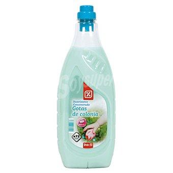 DIA Suavizante concentrado con gotas de colonia botella 72 lv