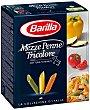 Mezze Penne Tricolore caja 500 gr Barilla