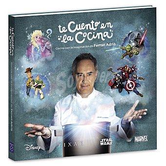 Ferran Adrià Llibre T'ho explico a la Cuina 1 ud