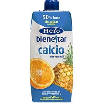 Hero Néctar piña y naranja Bienestar