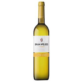 Gran Feudo Vino blanco chardonnay D.O. Navarra Botella 37,5 cl
