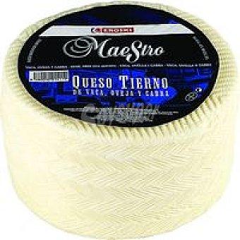 Eroski Queso tierno mezcla Maestro 950 g