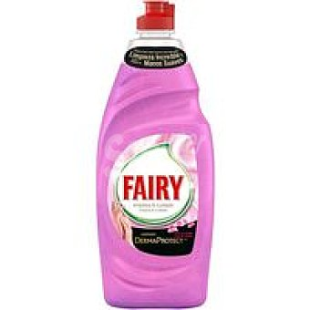 FAIRY Lavavajillas Mano Rosa Satin 650 ML