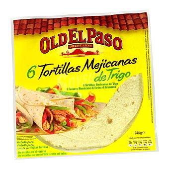 Old El Paso Tortillas de trigo 348 g