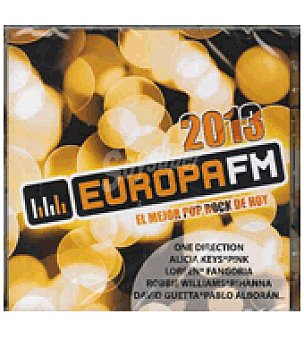Europa Fm 2013 2CD