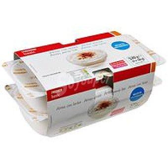 Eroski Basic Arroz con leche Pack 4x130 g