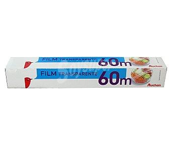 Auchan Film transparente 60 metros rollo de 60 metros