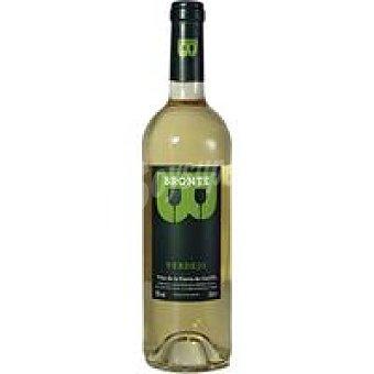 Bronte Vino Blanco Verdejo De La Tierra Botella 75 cl
