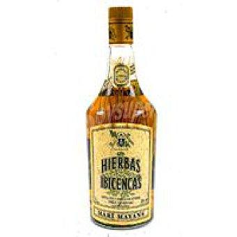 Mari Mayans Aguardiente de hierbas en rama Botella 1 litro