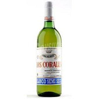 Los Corrales Vino Blanco Botella 75 cl
