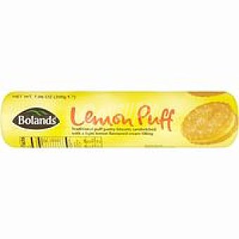 Jacob's Bolands Lemon Puff Paquete 200 g