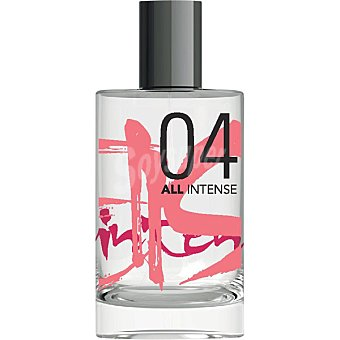 All Intense Nº4 eau de toilette femenina Frasco 100 ml