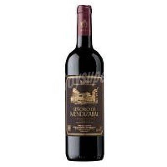 Señor de Mendizabal Vino Tinto Crianza Rioja Botella 75 cl