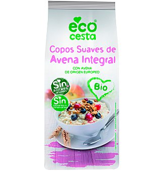Ecocesta Copos avena integral 500 G
