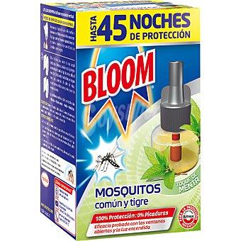 Bloom Insecticida eléctrico líquido máxima protección menta Paquete 1 u