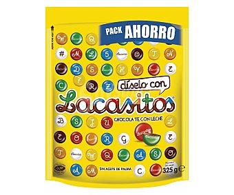 Lacasitos Lacasa Grageas de chocolate Bolsa 325 g