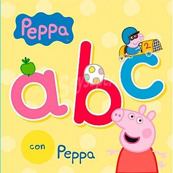 PEPPA PIG : Abc con Peppa. Primera infancia