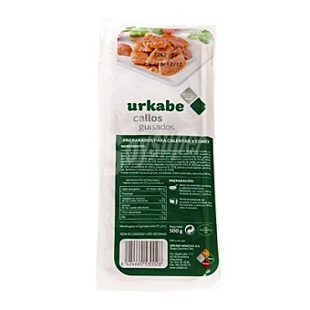 Urkabe Callos con tomate 500 g