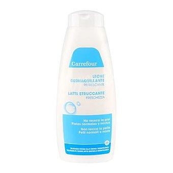 Carrefour Leche desmaquillante para piel normal y mixta 250 ml