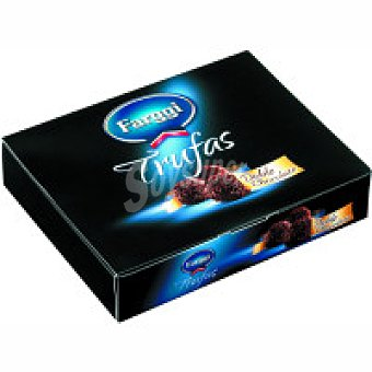 Farggi Trufas doble chocolate 12u