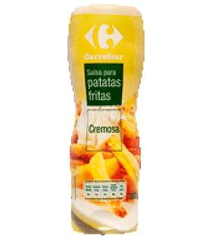 Carrefour Salsa patatas fritas Bocabajo 250 ml