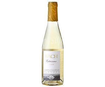 Bach Vino blanco extrísimo seco con denominación de origen de Penedès Botella de 37,5 centilitros