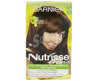 Nutrisse Garnier Tinte Color Caoba 5,2 1u