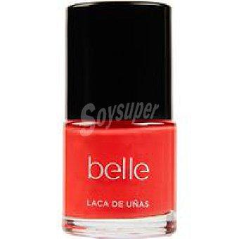 Belle Laca de uñas 10 Coral belle&Make-up 1 unidad
