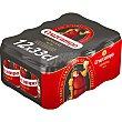 Cerveza especial Pack de 12 latas de 33 cl Cruzcampo