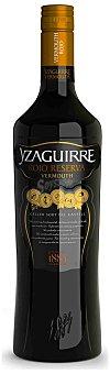 Yzaguirre Vermouth rojo reserva Botella 1 l