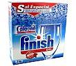 Sal lavavajillas máquina Caja 2 kg Finish