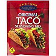 Taco Seasoning Mix Bolsa 40 g Santa Maria