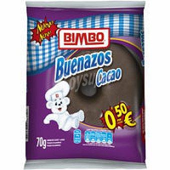 Bimbo Buenazos de cacao 1 unid