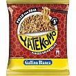 Fideos orientales con sabor a pollo con soja 82 g Yatekomo Gallina Blanca