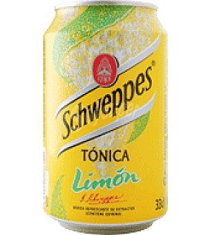 Schweppes Tónica limón 33 cl