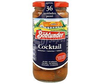 Boklunder Salchichas Cocktail 26 Unidades 250 Gramos