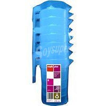 Nupik Jarra de plástico Pack 8 unid