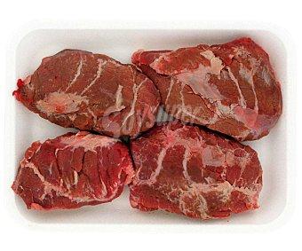 ALCAMPO PRODUCCIÓN CONTROLADA Carrilladas de cebo ibérico de cerdo 300 gramos aproximados