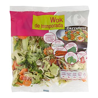 Carrefour Wok de Temporada Envase de 300 g