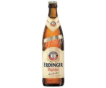 Erdinger Cerveza alemana de trigo Botella de 50 cl