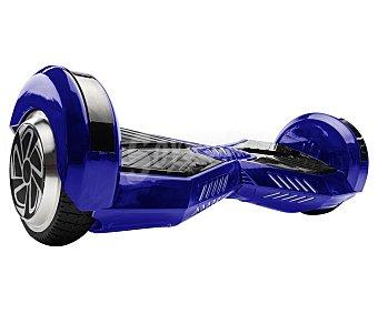 ZEECLO H2A Hoverboard azul con ruedas de 20,32 cm. (8'') capaz de llegar a los 15km/h, zeeclo