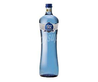 Font d'Or Agua mineral maximum Botella de cristal 1 litro
