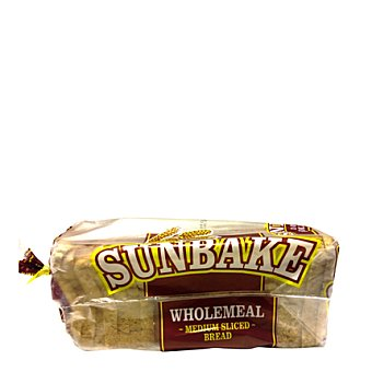 Sunbake Pan de molde integral 800 g