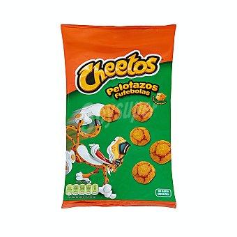 Matutano Pelotazos sabor queso Cheetos sin gluten 130 g