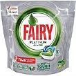 Lavavajillas máquina s. fosfátos bolsa 10 dosis Fairy Platinum