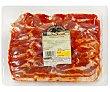 Panceta de cerdo adobada cortada en lonchas, sin gluten y sin lactosa 400 g Caysan