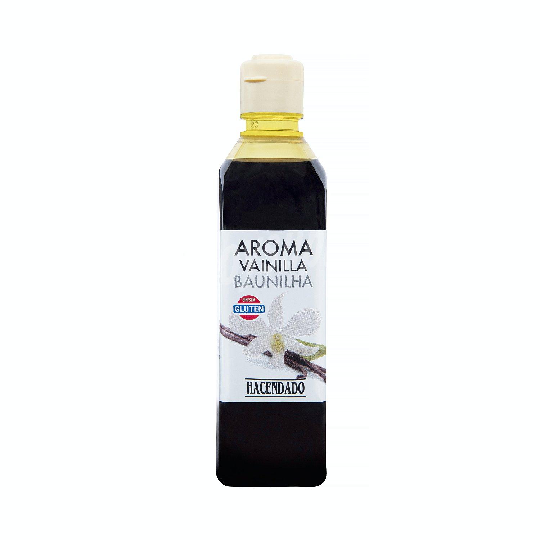 Colonia De Vainilla Mercadona Precio Hacendado Aroma De Vainilla Liquido Botella 150 Ml