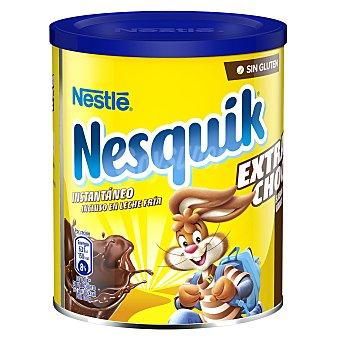 NESTLE Nesquik Cacao instantaneo extra choc Lata 390 gr
