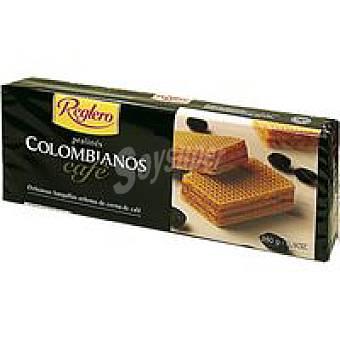 Reglero Colombianos de café Caja 260 g