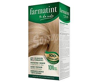 Farmatint Tinte classic 10N rubio platino Caja 1 u